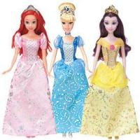 Buy cheap Disney Princess Glitter Dolls from wholesalers