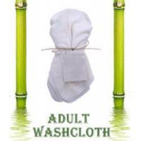 Buy cheap Bed & Bath Bamboo Adult Washcloth from wholesalers