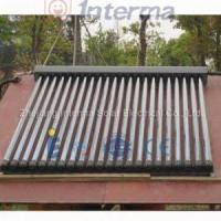 Buy cheap Solar Collector Solar evacuated tube collector from wholesalers