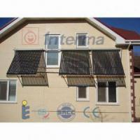 Buy cheap Solar Collector Evacuated tube solar collector from wholesalers