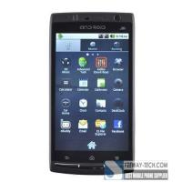 Buy cheap A9 android 2.2 4.0inch touch screen WIFI GPS TV MSN youtube facebook smart phone from wholesalers