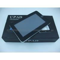 Buy cheap ZEpad AMlogic 8726 7inch ZT280-E72 1GHZ 4G Google android 2.3 cortex A9 tablet from wholesalers