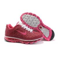 Buy cheap Womens Nike Air Max 2011 Gauze Crimson Pink White from wholesalers