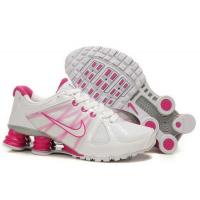 Buy cheap Womens Nike Shox R6 II 2011 White Pink from wholesalers