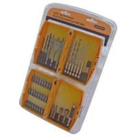 Buy cheap Power tool accessories 42PC QUICK CHANGE DRILL & SCREWDRIVER BIT SET from wholesalers