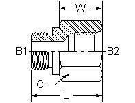 Buy cheap STRAIGHT THREAD REDUCER from wholesalers