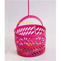 Buy cheap Plastic clothes pins baskets from wholesalers
