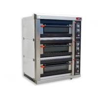 Buy cheap Bread machine Deck Oven from wholesalers