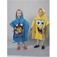 Buy cheap Cotton Printed Kids Hooded Towels from wholesalers