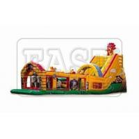 Buy cheap E5- Inflatable Obstacle Funky Assault Course from wholesalers