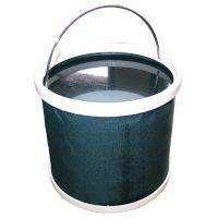 Black Foldable Pail