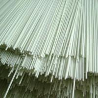 Buy cheap 1mm-10mm Diameter Fiberglass rods for banner pole and roman curtain from wholesalers