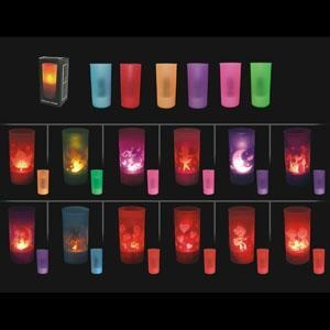 Buy cheap led candle lamp with Voice control CH-109 from wholesalers
