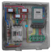 Buy cheap DL2H three-phase power meter box from wholesalers