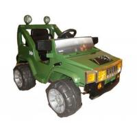Buy cheap Ride-On Battery Operated Small Hummer Sytle Jeep from wholesalers