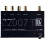 Buy cheap Kramer 6104 1:4 Serial Video Distribution Amplifier from wholesalers
