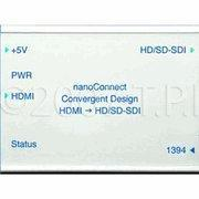 Buy cheap Convergent Design Nanoconnect Low Cost Hdmi To Hd/Sd-Sdi Converter from wholesalers