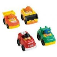 Buy cheap Fisher-Price Little People Wheelies All About Working From Fisher-Price from wholesalers