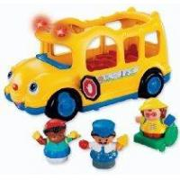 Buy cheap Fisher Price Little People Lil' Movers School Bus From Fisher-Price from wholesalers