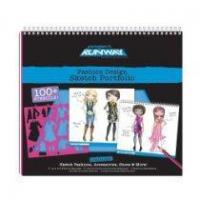 Buy cheap Project Runway Fashion Design Sketch Portfolio From Fashion Angels from wholesalers