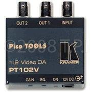 Buy cheap Kramer Pt-102Vn 1X2 Video Distribution Amplifier from wholesalers