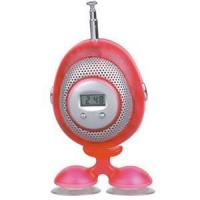 Buy cheap FM MINI RADIO WIHT LCD CLOCK from wholesalers