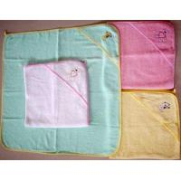 Buy cheap Terry Towels Baby Hooded Towels from wholesalers