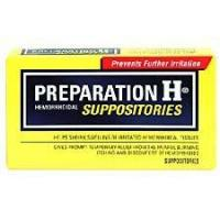 Buy cheap Preparation H Hemorrhoidal Suppositories - 56 Count from wholesalers