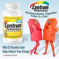 Buy cheap Minerals Centrum Performance Complete Multivitamin - 150 Tablets from wholesalers