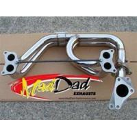 Buy cheap Exhausts MadDad Equal Length Header/Uppipe from wholesalers