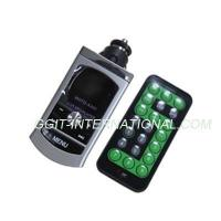 Buy cheap 4 in 1 Mp3 wireless FM Modulator from wholesalers