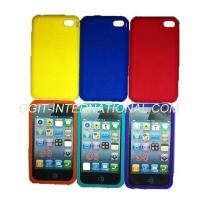 Buy cheap Mobile phone silicon cases for Iphone 5G from wholesalers