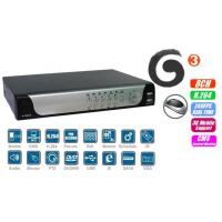 Buy cheap 3G Standalone DVR 8ch H.264 standalone DVR product
