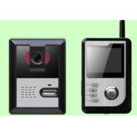 Buy cheap 2.4G Digital Wireless Video Intercom 2.4G digital wireless video door phone from wholesalers