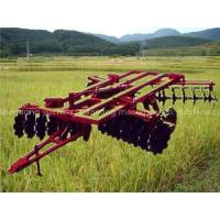 Buy cheap Hydraulic offset heavy-duty disc harrow from wholesalers
