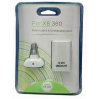 Buy cheap 3800Mah Battery Pack for xBox (360) from wholesalers