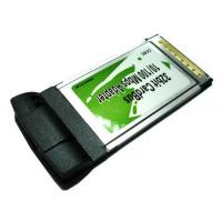 Buy cheap PCMCIA Ethernet 10/100 Mbps LAN Card from wholesalers