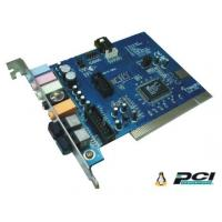 Buy cheap 7.1CH PCI Sound Card from wholesalers