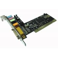 Buy cheap 6CH PCI Sound Card from wholesalers
