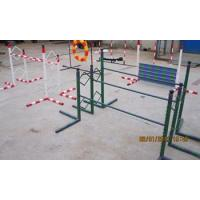 Buy cheap Agility dog training two hurdles race with adjustable function from wholesalers