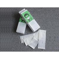 Buy cheap 1ply or 2ply paper face mask with ear loop from wholesalers