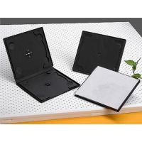 Buy cheap 7mm black designed DVD case / double(RC-DC04) from wholesalers