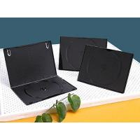 Buy cheap 7mm black single DVD case(RC-DC08) from wholesalers