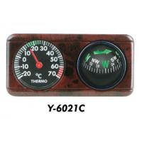 Buy cheap Y-6021C Compass, Thermometer from wholesalers