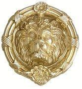Buy cheap Ribbon & Reed 5 1/4 Inch Solid Brass Lion Door Knocker from wholesalers