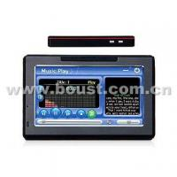 Buy cheap 4.3 Inch TFT Touch Screen FM Mp3 Mp4 Car GPS Navigation System (BST-GB4312) from wholesalers