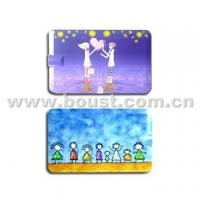 Buy cheap Credit Card Shape 4GB Ultra slim Gift MP3 player (BST-MS06) from wholesalers