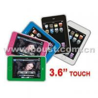 Buy cheap 8GB 3.5 Inch TFT Touch Screen MP5 Player (BST-B011) from wholesalers