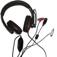 Buy cheap Game Audio series ps3/xbox360/PC/wii 4in1 Stereo headset from wholesalers