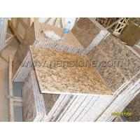 Buy cheap Granite Tiles Giallo Fiorito Granite Tiles from wholesalers